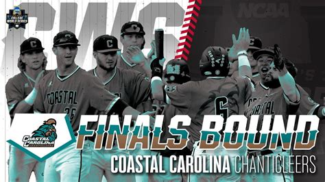 NCAA Baseball (@NCAACWS) | Coastal carolina, Coastal ...
