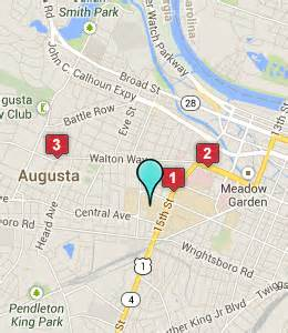 hotels near paine college augusta