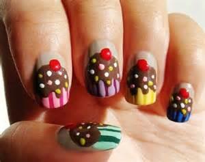 Cute easy christmas nail art designs ideas