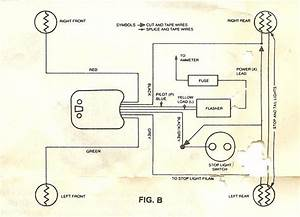 1956 Chevy Truck Instrument Cluster Wiring Help