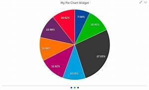 Pie Chart Widget