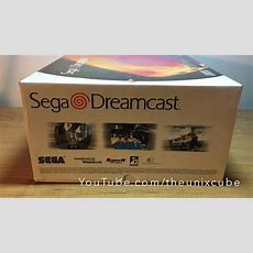 Asmr Brand New Sega Dreamcast Original Unboxing Package
