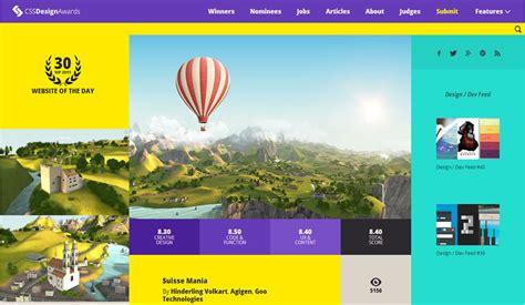web design awards 5 for web design inspiration inspiring web design