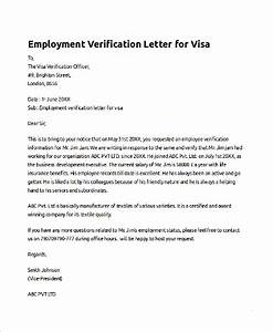 sample letter of self employment verification