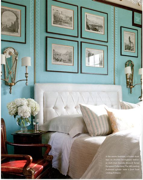 Casey's And Sloane's Blog  Turquoise Bedroom