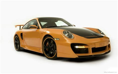 Porsche 911 Techart Wallpapers Wallpapers Hd