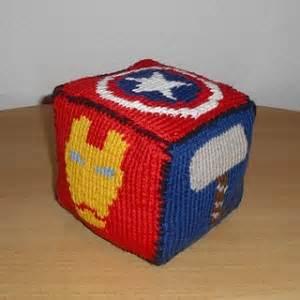 Crochet Charts Knit Superheroes Free Patterns Grandmother 39 S Pattern Book