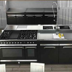 Stunning Steel Cucine Outlet Pictures - Ideas & Design 2017 ...