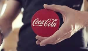 si鑒e social coca cola coca cola hace literalmente magia para presentar su nuevo packaging marketing directo