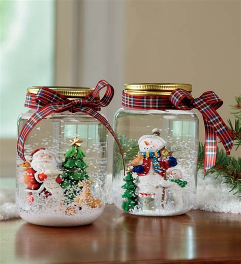faire des decoration de noel soi meme faire decoration noel maison visuel 6