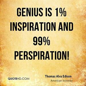 Quotes About Pe... Perspiration Quotes