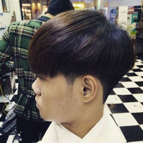 trendy  asian men hairstyles  hair style daily