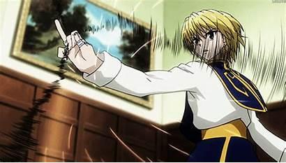 Anime Chain Finger Heart Armor Kurapika Around
