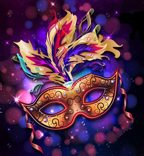 mardi gras masquerade mask backgrounds vinyl cloth high