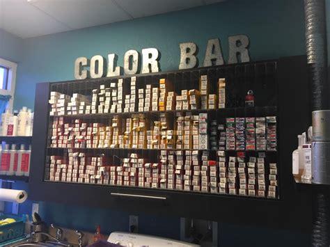 the color bar salon color bar carlie s cutting edge salon spa