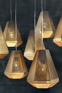 Tom Dixon Lamp : rough and smooth by tom dixon at milan furniture fair ~ Markanthonyermac.com Haus und Dekorationen