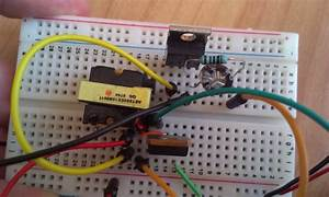 Inductor - Arduino Boost Converter  Connecting Load Makes Converter Non Functional