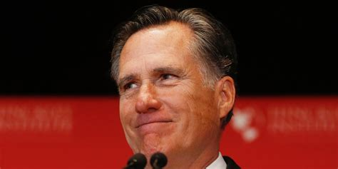 Mitt Romney My Son Emailed Me Yesterday Telling Me To Run