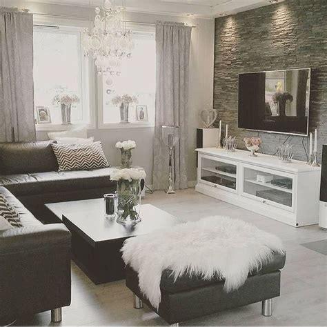 Home Decor Inspiration Sur Instagram  Black And White