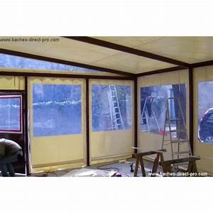 Bache Pour Pergola : bache transparente pour pergola ~ Melissatoandfro.com Idées de Décoration