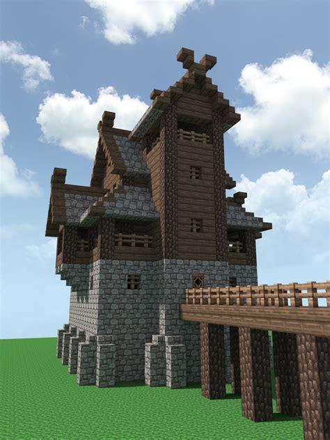 nordic fort minecraft