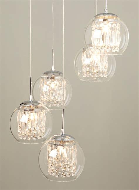 glass spiral pendant chandelier lighting for