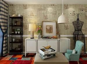 Wohnzimmer Mit Bar : wandgestaltung f rs wohnzimmer 36 kreative und ideenreiche beispiele ~ Michelbontemps.com Haus und Dekorationen
