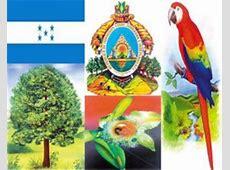 Símbolos patrios de Honduras EcuRed