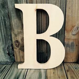 14 inch unfinished wooden letters for 14 inch wooden letters