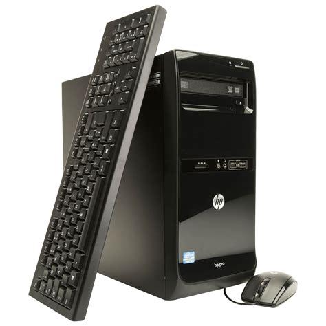 ordinateur de bureau hp pro 3500 desktop promo sn
