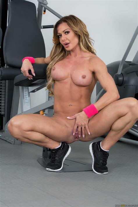 Fit Woman Had Sex In The Gym Photos Nina Dolci Keiran Lee Milf Fox