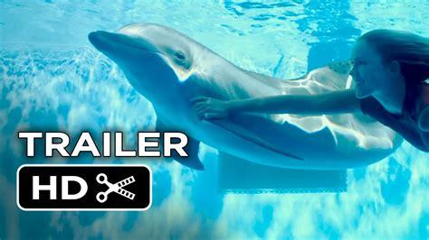 Dolphin Tale 2 Official Trailer (2014) - Morgan Freeman ...