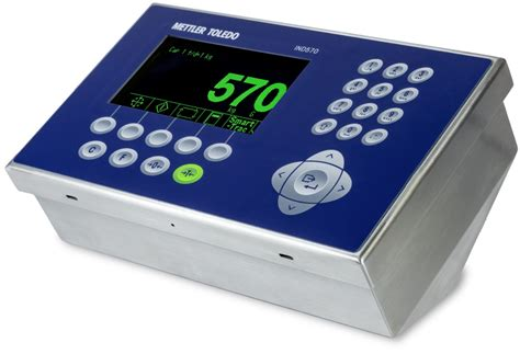 IND570 Industrial Weighing Terminal | Brady Systems