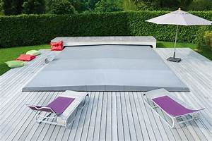Bois Terrasse Piscine : couverture piscine avec terrasse en bois prima sa prima ~ Melissatoandfro.com Idées de Décoration