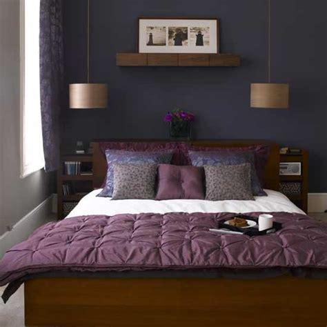 Bedroom Design Decor Dark Purple Bedrooms Idea Bright