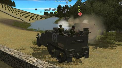 Armchair General by Armchair General Presents Combat Mission Normandy Tactics