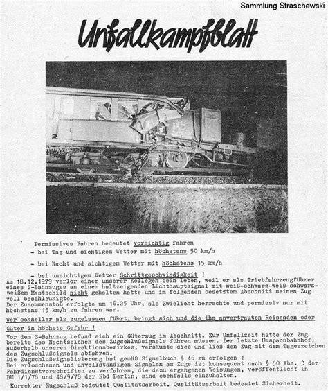 Zoologischer Garten Unfall by Bahnbetriebsunf 228 Lle Der Dr Und Db Ab 1945