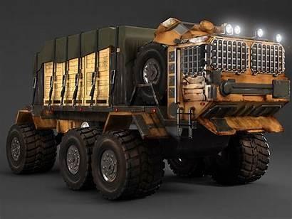 Sci Fi Vehicles Vehicle Futuristic Transport Spaceship