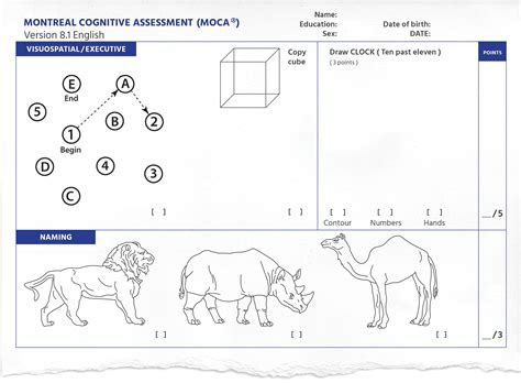 The moca is a cognitive screening test designed to assist health professionals in the detection of mild cognitive impairment and alzheimer's disease. Moca Scoring Nuances With Clock Draw / The Clock Drawing ...