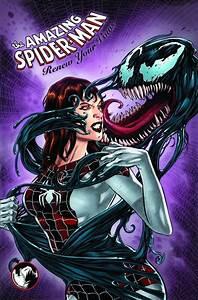 symbiote mary jane by She-Venom-1 on DeviantArt