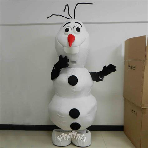 olaf sale olaf costume for sale mascot costume manufacturer from china 100110983