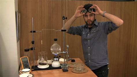 Siphon Brewing Apparatus on Make: Live ep08   YouTube