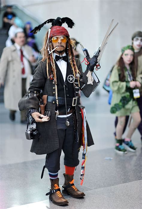 Cosplay Highlights From New York Comic Con 2014