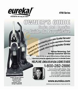 Download Free Pdf For Eureka Maxima 4700d Vacuum Manual