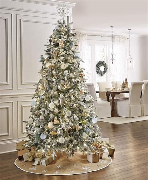 martha stewart white christmas ornaments 1000 images about trees on trees decorated trees and