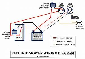 Lawn Mower Switch Wiring Diagram