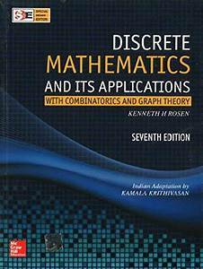 Pdf  Discrete Mathematics And Its Applications