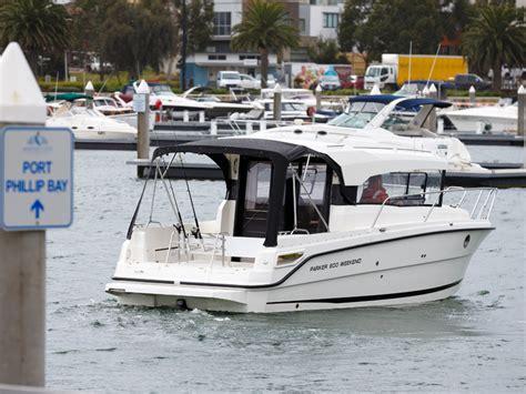 Parker Boats Weekend by Review Parker 800 Weekend Diesel Trade Boats Australia