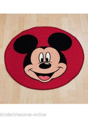 mickey mouse rug ebay