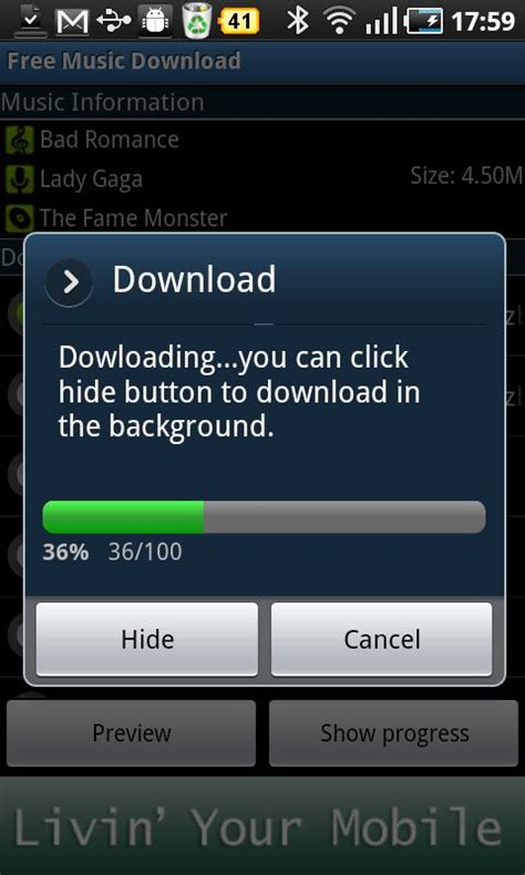 free mp3 downloader for android document moved